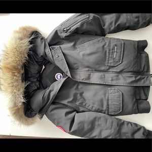 CANADA GOOSE Chilliwack Youth Bomber Authentic